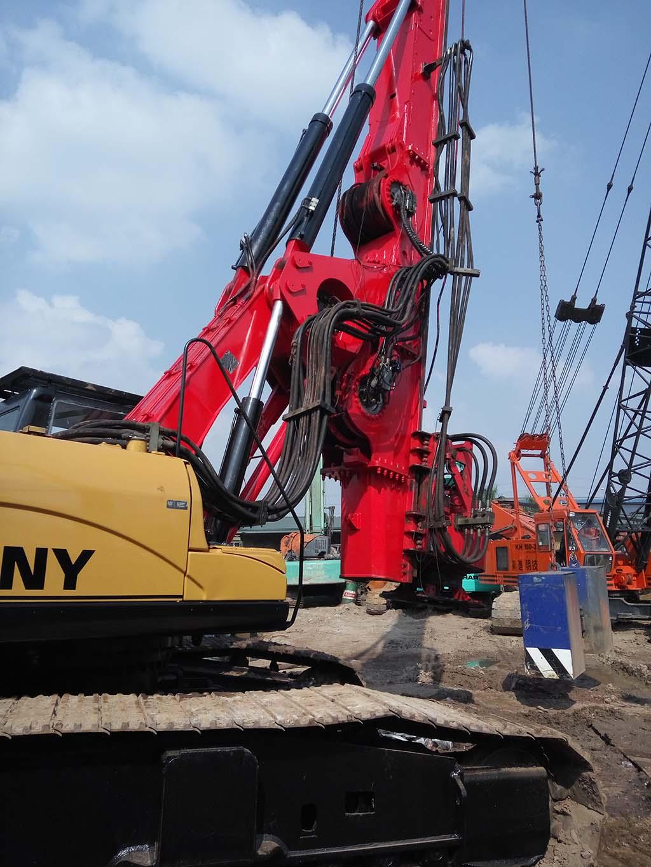 Sửa chữa máy khoan Sany 280